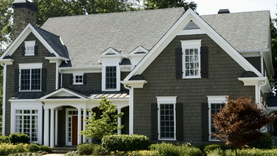 tips for choosing exterior paint colors for your house house